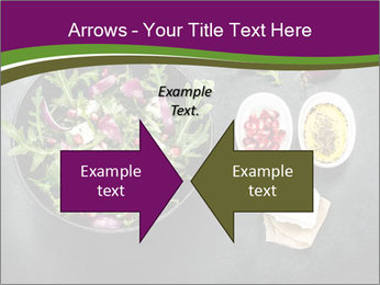 Fresh spring salad PowerPoint Templates - Slide 90