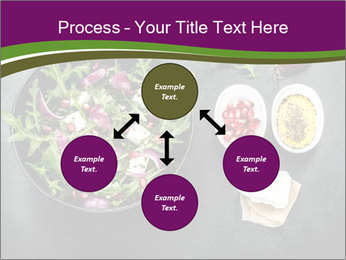 Fresh spring salad PowerPoint Templates - Slide 91