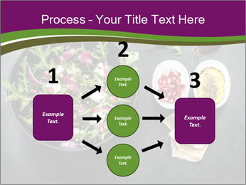 Fresh spring salad PowerPoint Templates - Slide 92