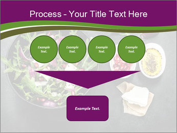 Fresh spring salad PowerPoint Templates - Slide 93
