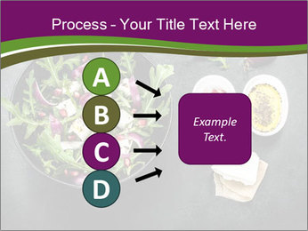 Fresh spring salad PowerPoint Templates - Slide 94