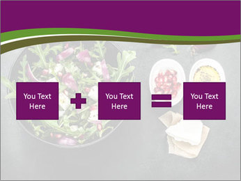 Fresh spring salad PowerPoint Templates - Slide 95