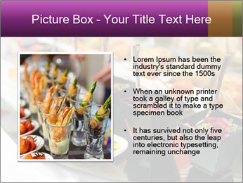 Various snacks PowerPoint Template - Slide 13