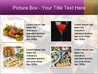 Various snacks PowerPoint Template - Slide 14
