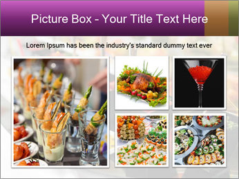 Various snacks PowerPoint Template - Slide 19