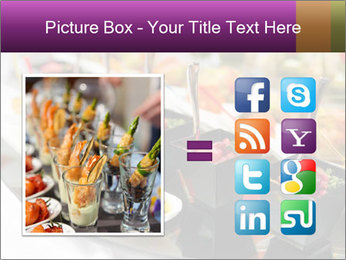 Various snacks PowerPoint Template - Slide 21