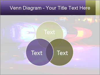 Police lights PowerPoint Template - Slide 33