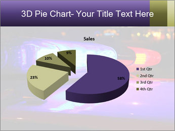 Police lights PowerPoint Template - Slide 35