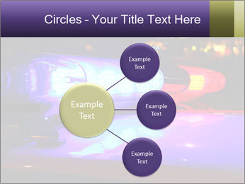 Police lights PowerPoint Template - Slide 79