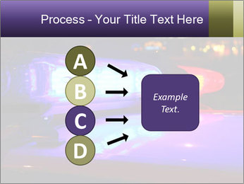 Police lights PowerPoint Template - Slide 94
