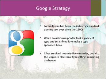 Wedding bouquet PowerPoint Templates - Slide 10