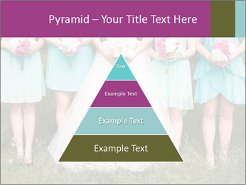 Wedding bouquet PowerPoint Templates - Slide 30