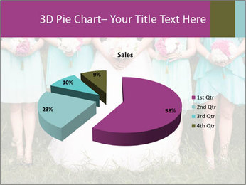 Wedding bouquet PowerPoint Templates - Slide 35