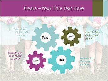 Wedding bouquet PowerPoint Templates - Slide 47