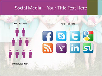 Wedding bouquet PowerPoint Templates - Slide 5