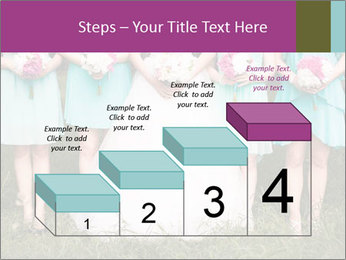 Wedding bouquet PowerPoint Templates - Slide 64