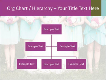 Wedding bouquet PowerPoint Templates - Slide 66