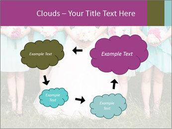 Wedding bouquet PowerPoint Templates - Slide 72