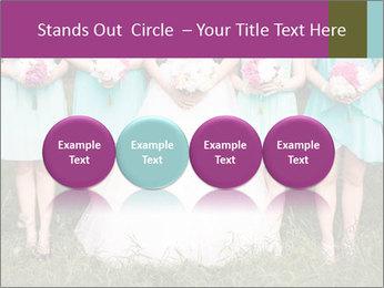 Wedding bouquet PowerPoint Templates - Slide 76