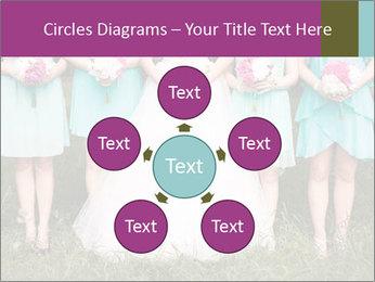 Wedding bouquet PowerPoint Templates - Slide 78