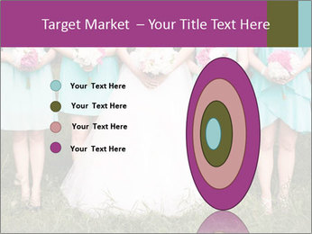Wedding bouquet PowerPoint Templates - Slide 84