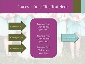 Wedding bouquet PowerPoint Templates - Slide 85