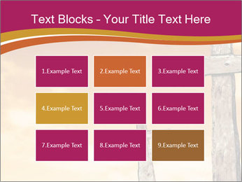 Crosses on a hill PowerPoint Template - Slide 68