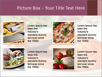 Pizza PowerPoint Templates - Slide 14
