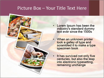 Pizza PowerPoint Templates - Slide 17