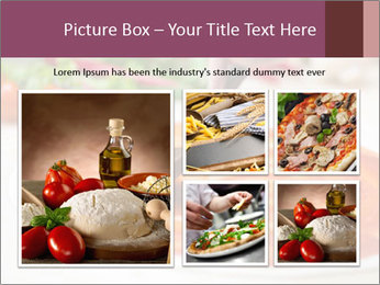 Pizza PowerPoint Templates - Slide 19