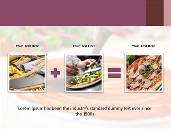 Pizza PowerPoint Templates - Slide 22