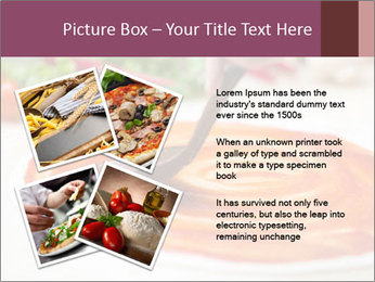 Pizza PowerPoint Templates - Slide 23