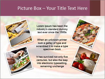 Pizza PowerPoint Templates - Slide 24