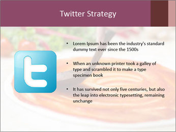 Pizza PowerPoint Templates - Slide 9