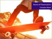 Skateboarding PowerPoint Template