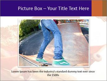 Skateboarding PowerPoint Templates - Slide 15