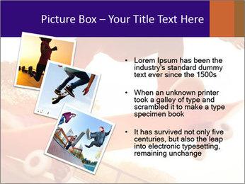 Skateboarding PowerPoint Templates - Slide 17