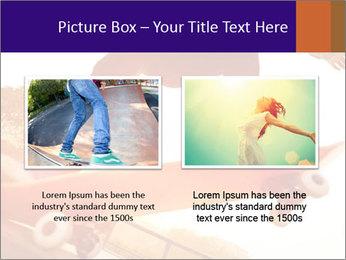 Skateboarding PowerPoint Templates - Slide 18