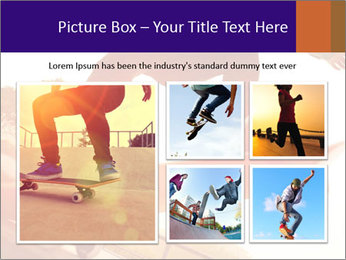 Skateboarding PowerPoint Template - Slide 19