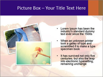 Skateboarding PowerPoint Template - Slide 20