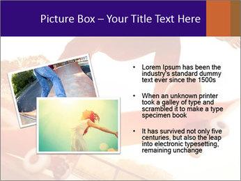 Skateboarding PowerPoint Templates - Slide 20