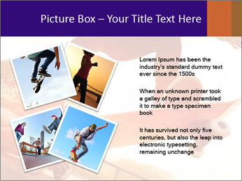 Skateboarding PowerPoint Template - Slide 23
