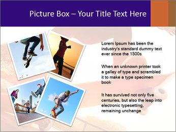 Skateboarding PowerPoint Templates - Slide 23