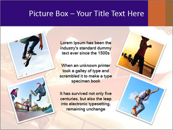 Skateboarding PowerPoint Template - Slide 24