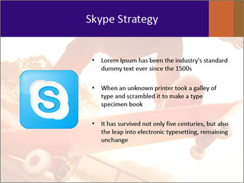 Skateboarding PowerPoint Template - Slide 8