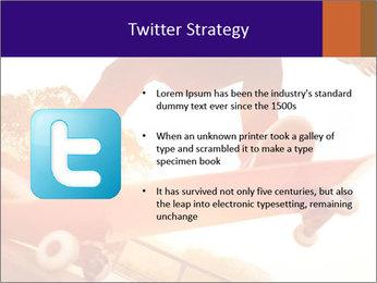 Skateboarding PowerPoint Templates - Slide 9