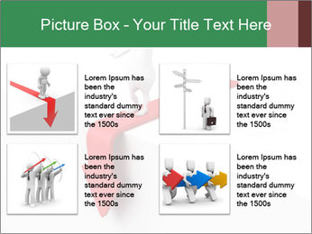 3d confused business man PowerPoint Templates - Slide 14