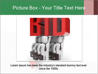 3d confused business man PowerPoint Templates - Slide 16