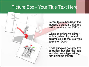 3d confused business man PowerPoint Templates - Slide 17