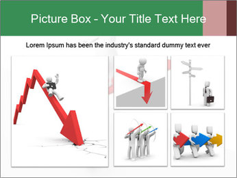 3d confused business man PowerPoint Templates - Slide 19
